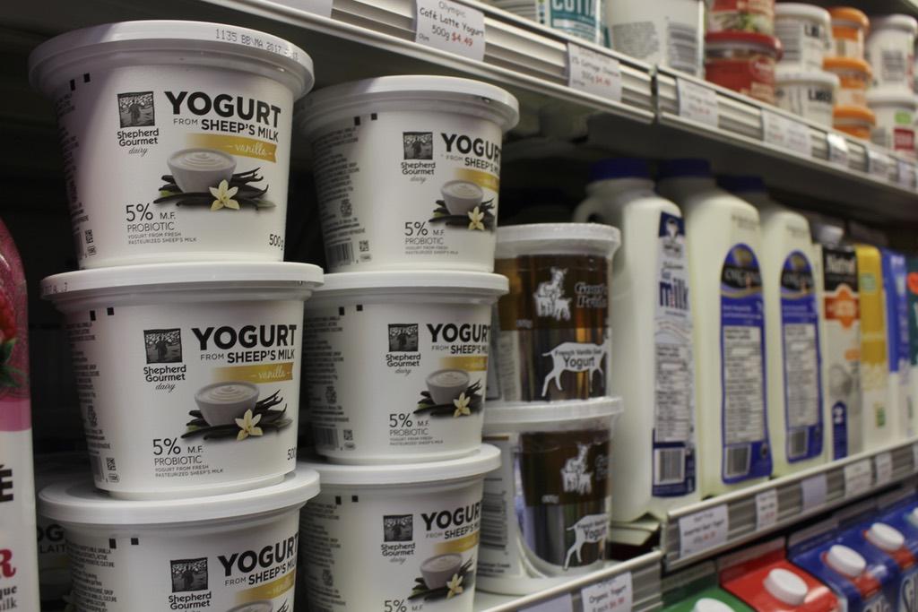 Yogurt - Ralphs Farm Market Dairy - Langley BC