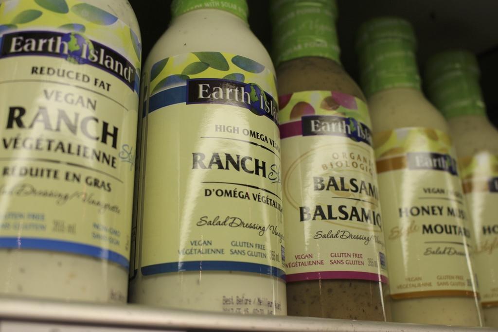Natural Salad Dressing - Natural Food Store - Ralphs Farm Market, Langley BC