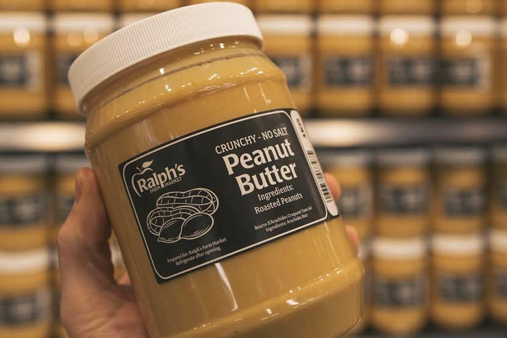 Natural Peanut Butter - Natural Food Store - Ralphs Farm Market, Langley BC