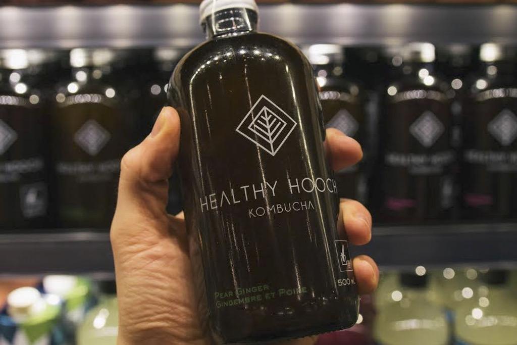 Healthy Hooch Kombucha - Natural Food Store - Ralphs Farm Market, Langley BC