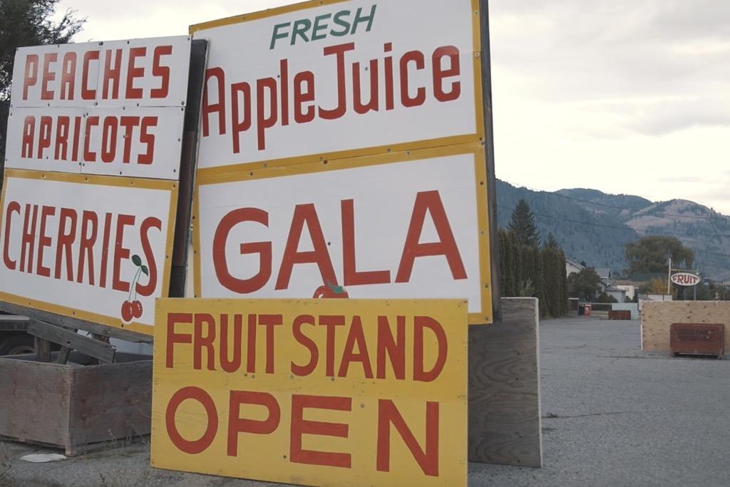 Okanagan Fruit Stand - - Ralphs Farm Market Okanagan Produce